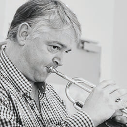 Frédéric MELLARDI – TROMPETTE