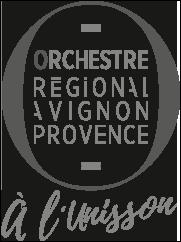 logo orchestre regional avignon provence 1.png noir 1