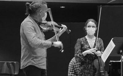 Masterclasse Olivier CHARLIER à l'IESM d'Aix-en-Provence